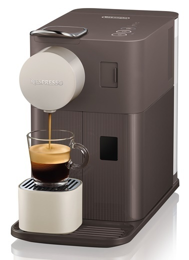 F 111 Lattissima One Brown-Nespresso
